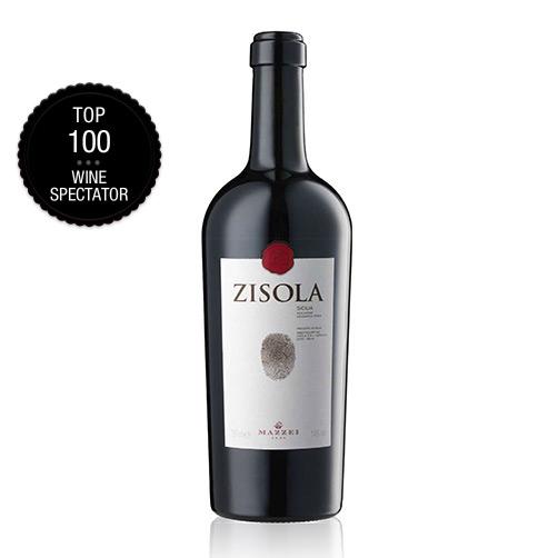 """Sicilia Rosso DOC """"Zisola"""""""