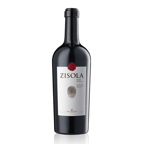 """Sicilia Rosso DOC """"Zisola"""" 2014 Magnum"""