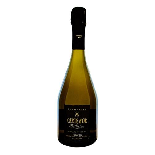 """Champagne Grand Cru """"Cuvée Carte d'Or"""" 2000 Jéroboam"""