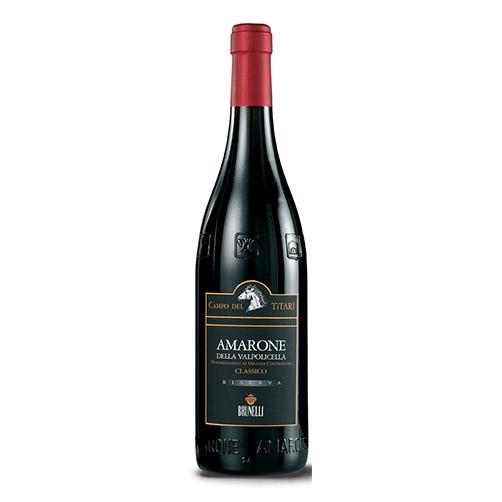 """Amarone della Valpolicella Riserva DOC """"Campo del Tìtari"""" 2009 Magnum"""