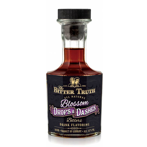 """Bitters Drink Flavoring """"Drops & Dashes Blossom"""""""