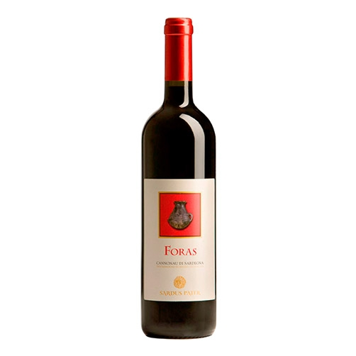 """Cannonau di Sardegna DOC """"Foras"""""""