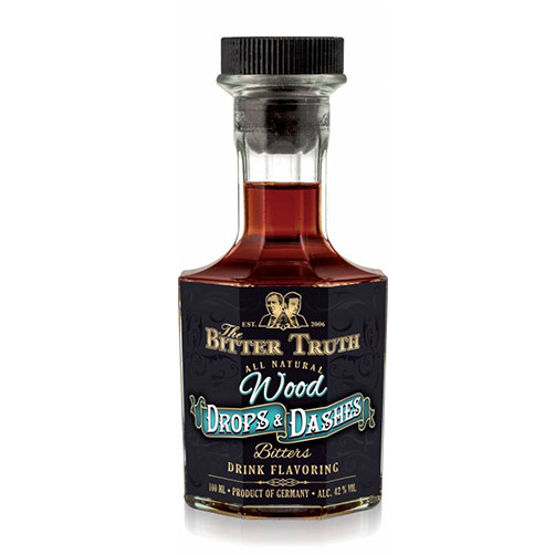 "Bitters Drink Flavoring ""Drops & Dashes Woods"""