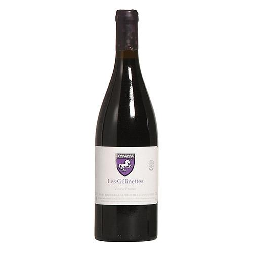 """Vin de France Rouge """"Les Gelinettes"""""""