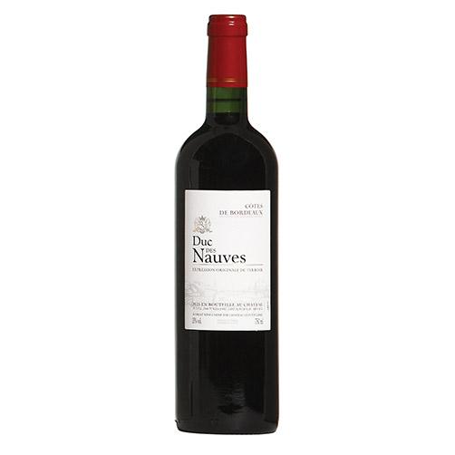 """Côtes de Bordeaux Rouge """"Duc des Nauves"""""""