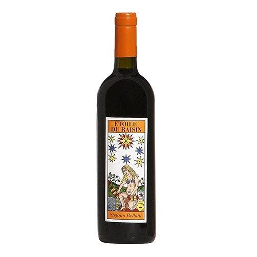 """Vino Rosso """"Étoile du Raisin"""""""