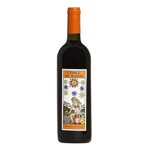 """Vino Rosso """"Étoile du Raisin"""" Magnum"""