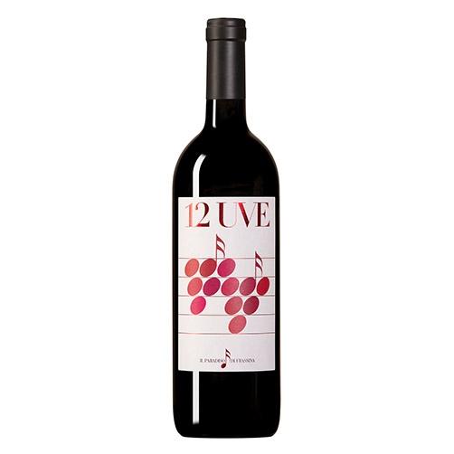 """Maremma Toscana Rosso IGT """"12 Uve"""""""