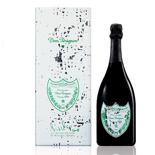 """Champagne Brut 2006 """"End of year 2016 by Micheal Riedel"""""""