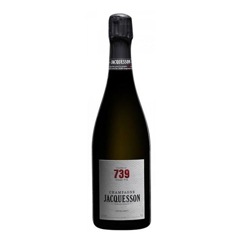 """Champagne Extra Brut """"Cuvée N° 739"""" Magnum"""