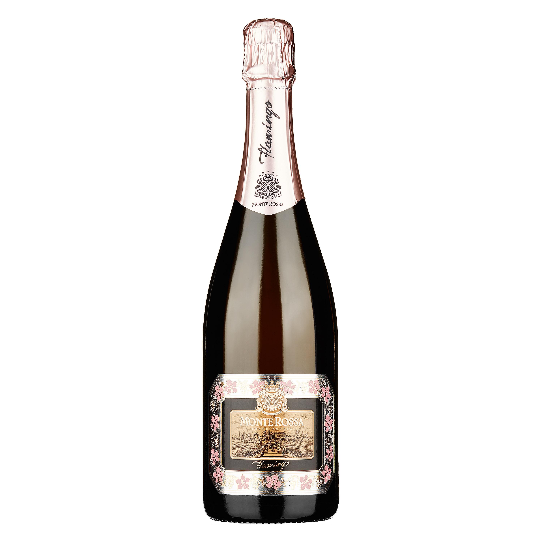 """Franciacorta DOCG """"P.R. Flamingo"""" Brut Rosé"""