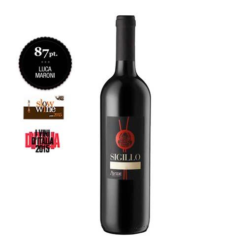 """Sicilia Rosso IGT """"Sigillo"""""""