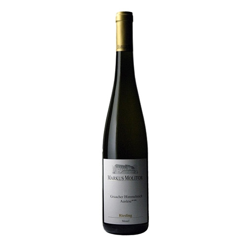Mosel Graacher Himmelreich Riesling Auslese Three Stars (Golden Capsule)