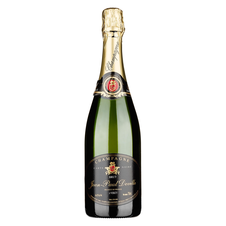 """Champagne Brut """"Carte Noire"""""""
