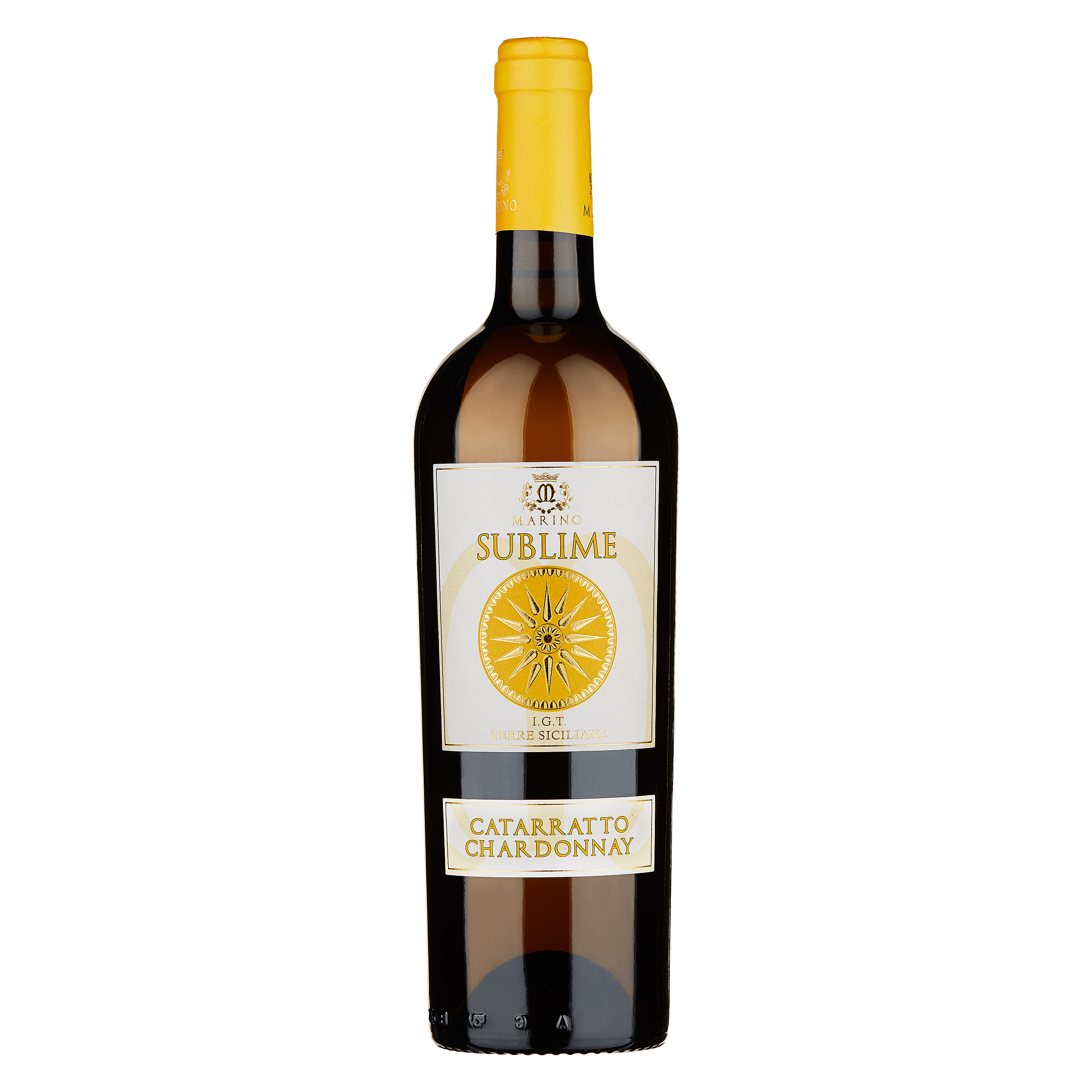 "Terre Siciliane Catarratto Chardonnay IGT ""Sublime"""