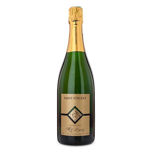 """Champagne Brut Blanc de Blancs Grand Cru """"Saint Vincent"""""""