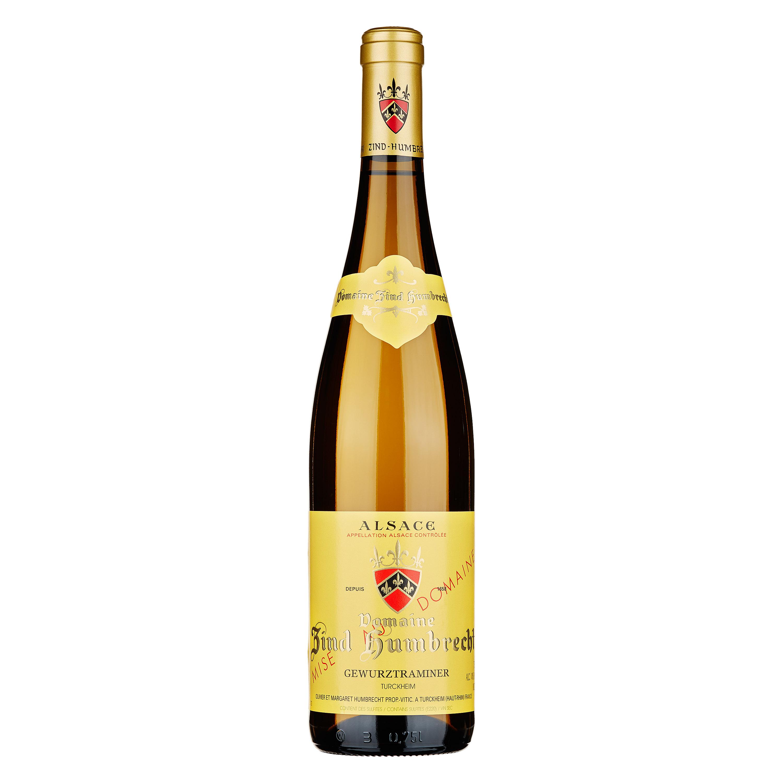 Alsace Gewürztraminer