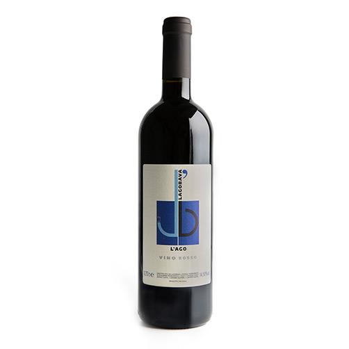 "Vino Rosso ""LAgo"""