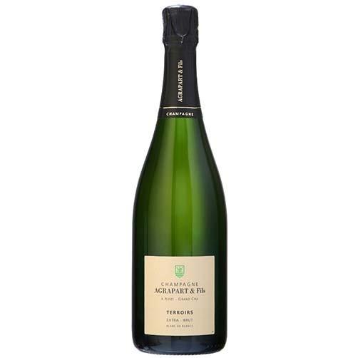 Champagne Extra Brut Blanc de Blancs Grand Cru