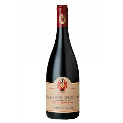 "Morey Saint Denis 1er Cru ""Cuvée des Alouttes"" Rouge"