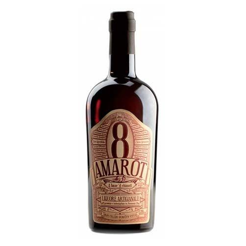 "Liquore Artigianale ""8 Amaròt"""