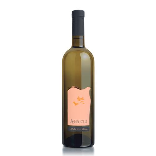 "Vino Bianco ""Anricus"""