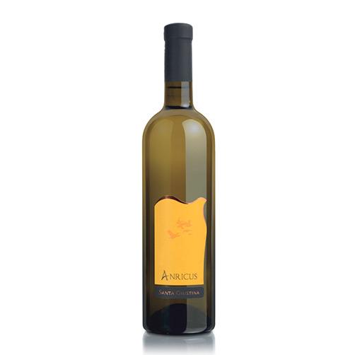 """Vino Bianco Frizzante """"Anricus"""""""