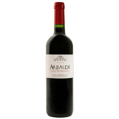 """Côtes de Provence Rouge """"Arbaude"""""""