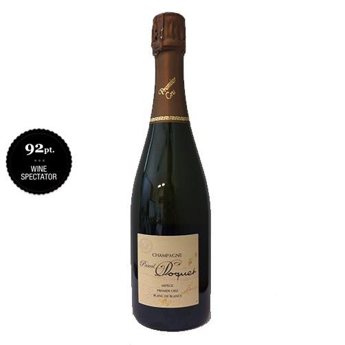 "Champagne Brut Blanc de Blancs 1er Cru ""Arpège"""