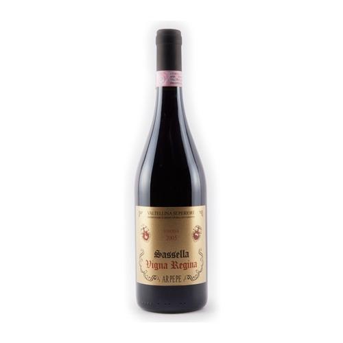 """Valtellina Superiore Sassella DOCG """"Vigna Regina"""""""
