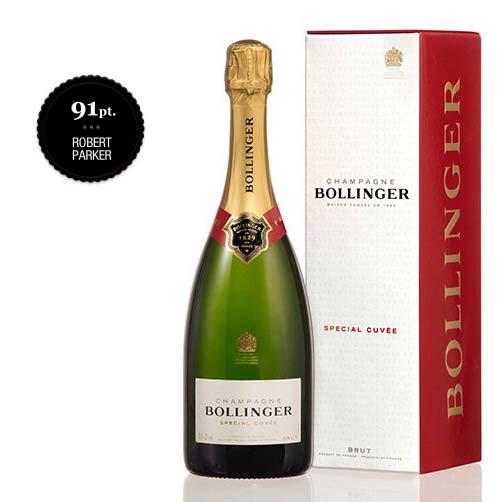 "Champagne Brut ""Special Cuvée"" Astucciato"
