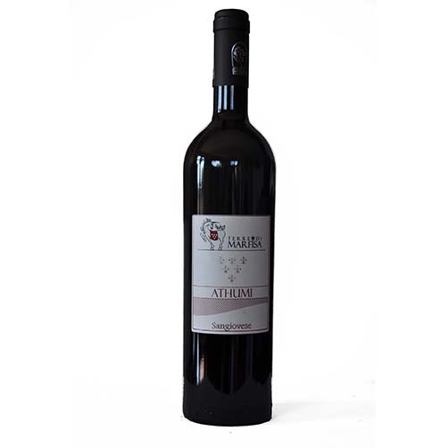 "Vino Rosso ""Athumi"""