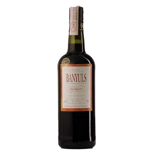Cuvée Banyuls Traditions