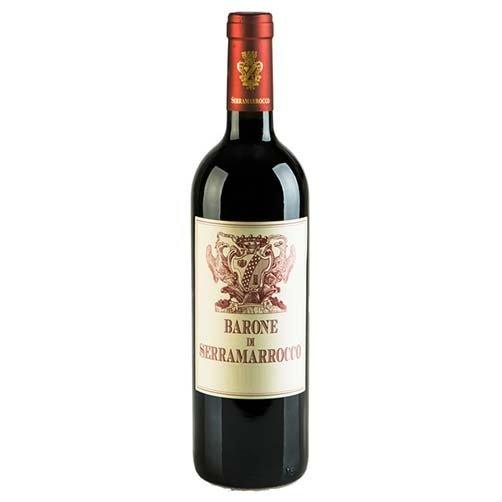 """Terre Siciliane Rosso IGT """"Barone di Serramarrocco"""""""