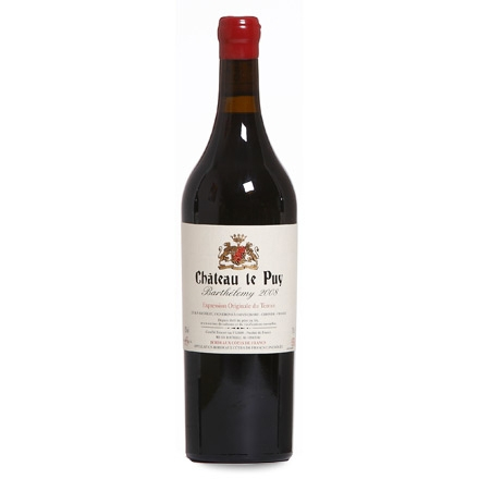 Bordeaux Côtes de Francs AOC Barthélemy Rouge
