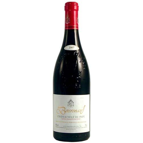 """Châteauneuf du Pape Rouge """"Boisrenard"""""""