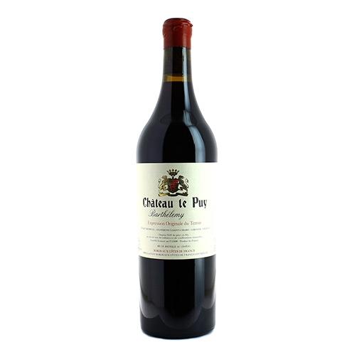 """Bordeaux Côtes de Francs """"Barthélemy"""""""