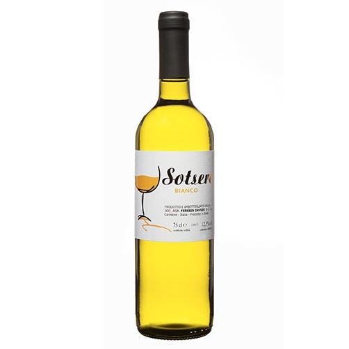 """Vino Bianco """"Sotsere"""" Magnum"""