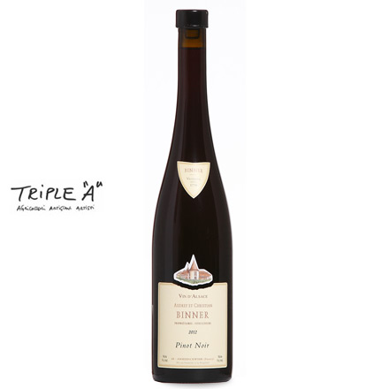 Alsace Pinot Noir Non Filtré