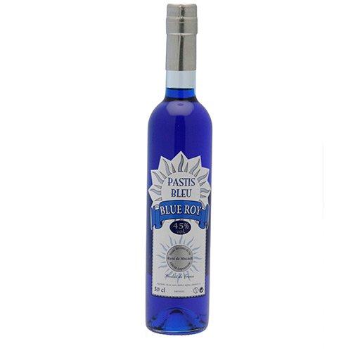 "Pastis Bleu ""Blue Roy"""