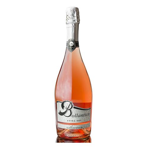 """Spumante Rosé Extra Dry """"Bollantica"""""""