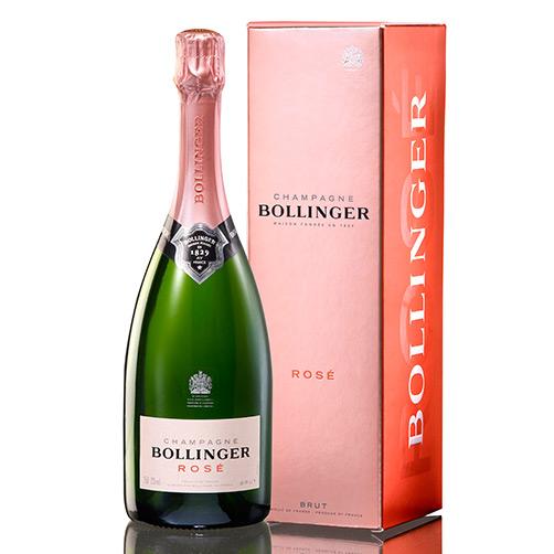 Champagne Brut Rosé Astucciato