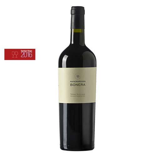 "Terre Siciliane Rosso IGT ""Bonera"""