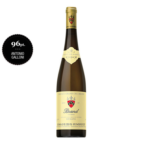 "Alsace Grand Cru Riesling ""Brand"""