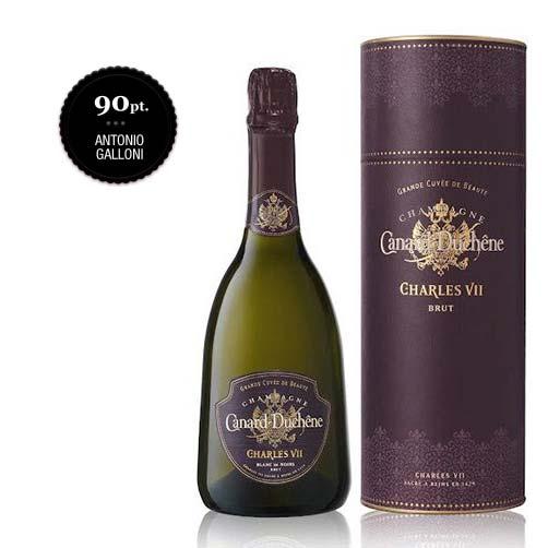 """Champagne Brut Blanc de Noir """"Grande Cuvée de Beauté Charles VII"""""""