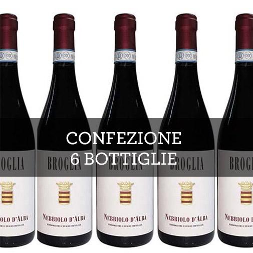 Nebbiolo dAlba DOC 2012 (6 bottiglie)