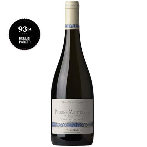 Puligny Montrachet Clos du Cailleret 1er Cru Blanc