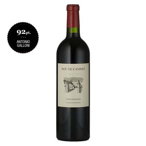 """Côtes de Bourg Rouge """"Roc de Cambes"""""""