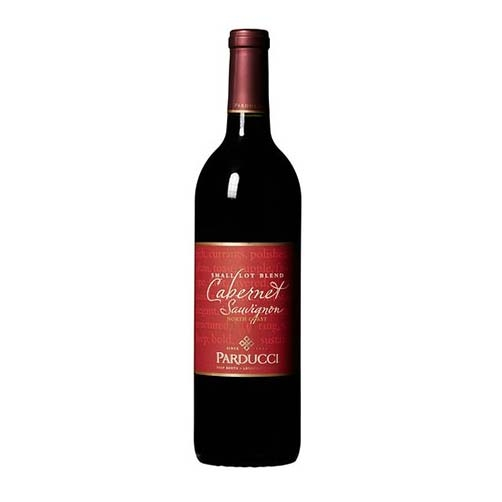"Mendocino County Zinfandel ""Small Lot Blend"""