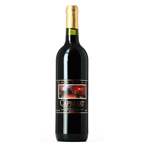 "Banyuls Vin doux naturel ""CapBeart"""